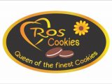 ros cookies desain stiker queen of the finest cake