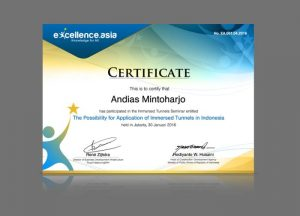excellence certificate modern theme free download