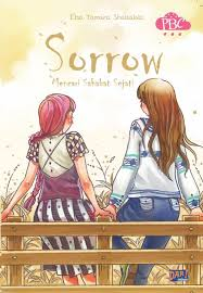 sampul buku novel remaja sorrow