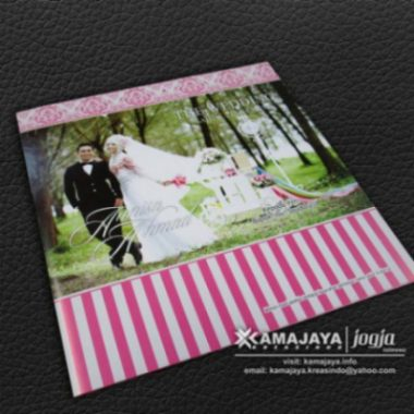 undangan pernikahan photo pre wedding annissa ahmad1