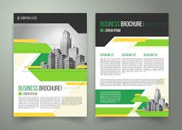 Template Flyer Brosur laundry cdr