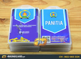 Template Id Card Panitia Cdr 25