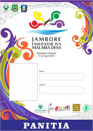 Template Id Card Panitia Cdr 8