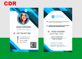 kata Template Id Card Panitia Cdr