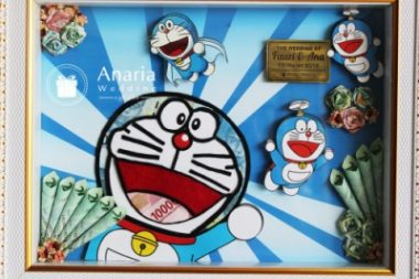 mahar custom scrap doraemon kartu