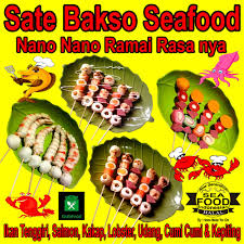 free download sosis bakar dan sate seafood cdr