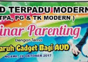 download contoh banner parenting paud cdr